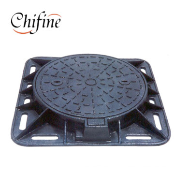 Custom Factory Inspection Chamber Cover
