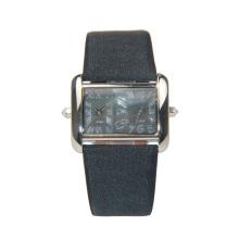 Newest japan movt waterproof alloy quartz advance watch