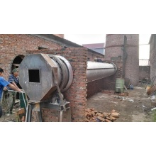 Four de séchage d'équipement de séchage à charbon actif