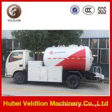 LPG Bobtail Road Tanker with Mobile Dispenser