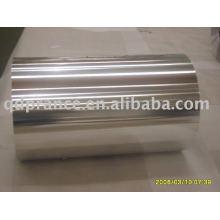 Aluminum foil in jumbo rolls