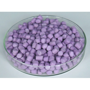 Pre-dispersed rubber chemicals DPG-80GE