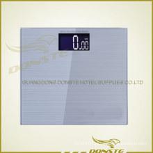 Escala de peso de tela grande de espessura de 8mm para o hotel