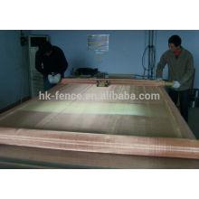Anping de tela de malla de cobre rojo malla 200 anping