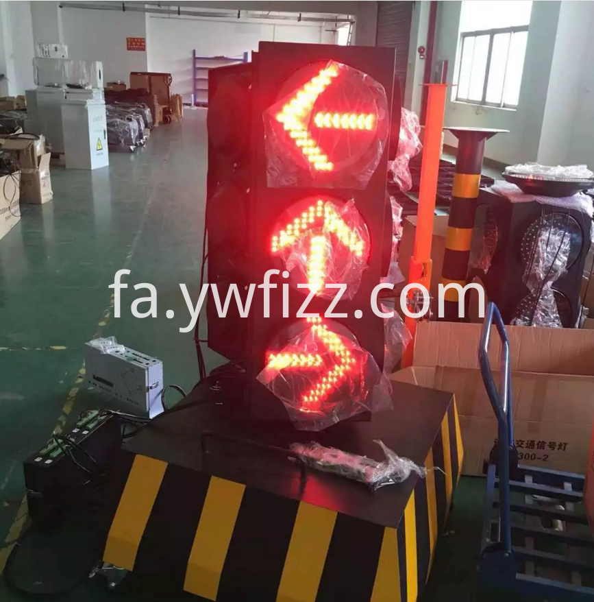Remote Control of Solar Traffic Lights
