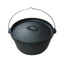 Popular products LFGB certificate cast iron dutch oven