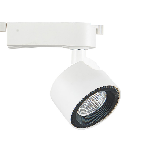Round Shape Modern 12W LED Track Light