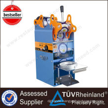 CE Approval Professional Juice Cup Container Plastic sealing machine