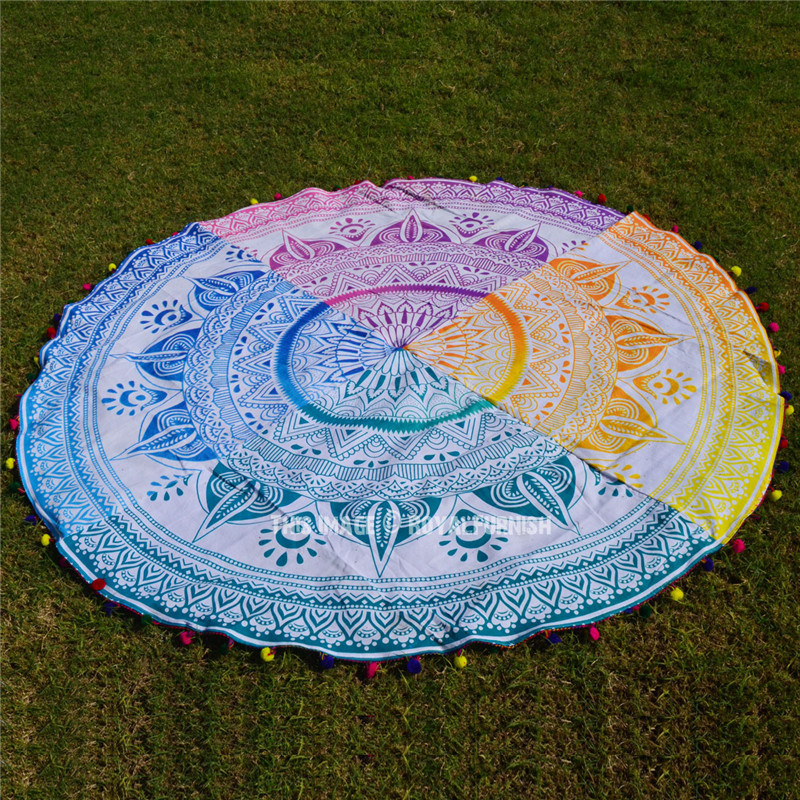 Round Beach Towel Philippines