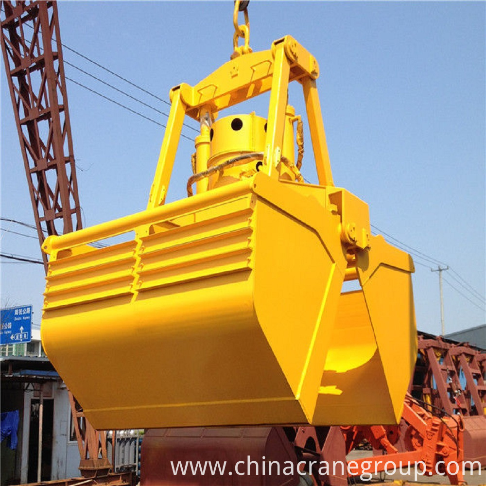 Clamshell Grab for 25 Ton Crane -LT