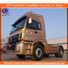 2015 Newly Brand 4*2 250 -300HP Foton Tractor Trucks