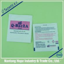 Q-Bac2A Chlorhexidine pad