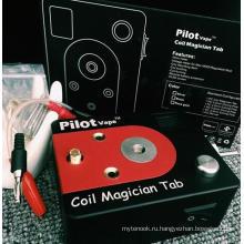 Оригинальный пилот Vape Coil Magician Tab в запасе с самыми дешевыми ценами 521 Tab