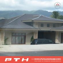 Luxury Light Steel Villa House as Prefabricated Building