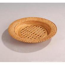 Qualitäts-handgemachter natürlicher Bambuskorb / Geschenk-Korb (BC-NB1031)