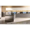 Aluminium Kitchen Cabinets Anti-mildew