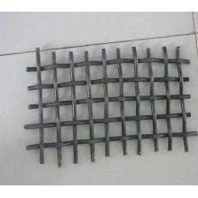 Malla de malla de alambre prensado galvanizado de alta resistencia
