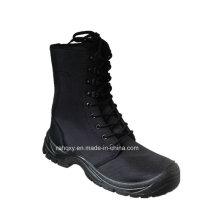 Chaussures de sécurité tissu Oxford complet Style décontracté (HQ03003)