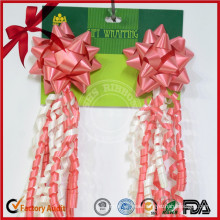 Star Bow Curling Bow Set for Wedding Decoration