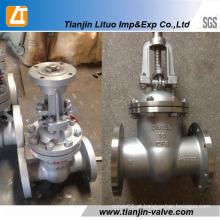 Válvula de porta de aço forjado Pn16