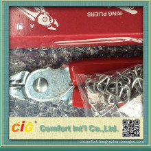 China Supplier Good Toll for Car Seat and Furniture of Saudi Hog Ring Plier