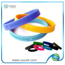 Bracelets en silicone personnalisés meilleurs