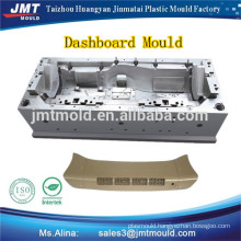 plastic injection dashboard moulding process
