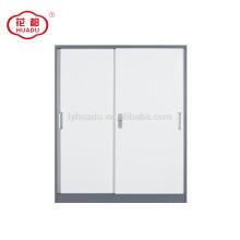 Luoyang 2 porta deslizante de metal armário de escritório em aço