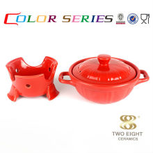 Non-stick cookware set ceramic cooking pan 3 layer steamer pots