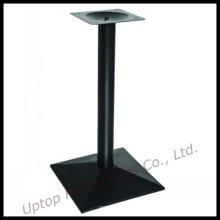 Одиночная нога квадратная Чугун обеденный стол базы (СП-MTL143)