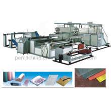 Máquina de fazer bolhas de ar de polietileno composto