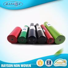 Venta al por mayor de Alibaba Fabric Rolls Polipropileno Non Woven Table Coverings