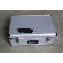 Estuche de aluminio con correa para transportar y transportar las herramientas
