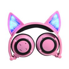 Оригинальные наушники Bluetooth Wireless Kitty Ear Party