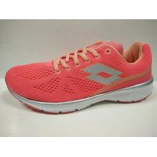 China ODM/OEM Ladies Knitting/Mesh Running Shoes