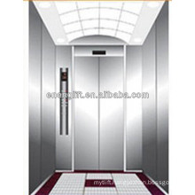 highly efficient elevator with gearless traction machine