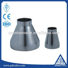 stainless steel sanitary reducer