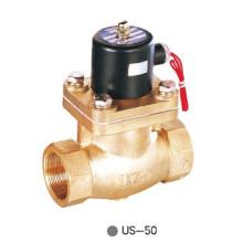 Válvula de solenoide de alta temperatura (Serie estadounidense)