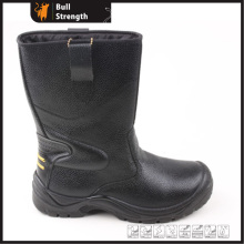 Sn1358 Winter Knee Industrial Safety Boots with Ce Certificate