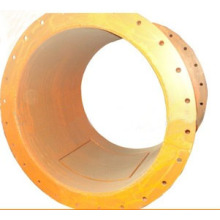 Industrial Grade Ceramic Overlaying Pipe