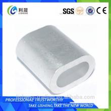 Din3093 engarce el casquillo de la manga del metal de hoja de aluminio