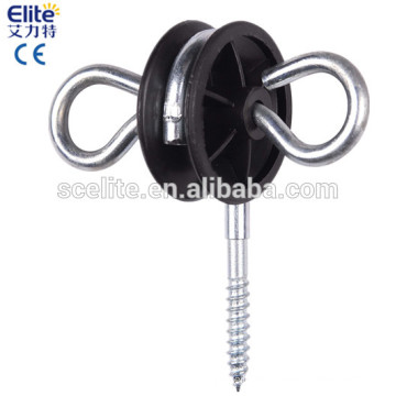 extension bracket insulators for electric animal fence