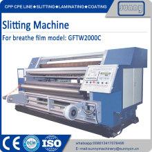 PE atmen Filmschneidemaschine
