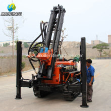 180 Hydraulic Crawler Type Water Well Drilling Rig