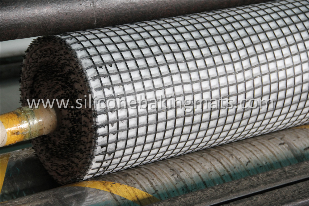 Geogrid For Asphalt Pavement