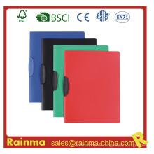 PP Material Rotary Clip Datei Ordner