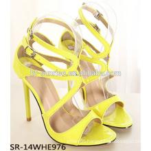 SR-14WHE976 korean high heel shoes sexy shoes very high heels latest high heel shoes for girls