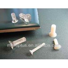 Fabricado em parafusos plásticos Screw Phillips de Taiwan Screw