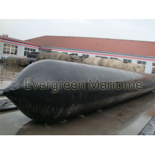 2.0m X 20m X 10 Layers Ship Launching Marine Airbags Used in The Shipyard, Engineering Fields, PT. Sg, Ship Owners, Ship Buildings