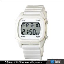 digital plastic watch plastic back